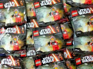 Lego Star Wars Rebel A-wing Pilot 5004408 x 25 Polybags Joblot BNIP