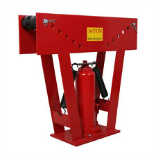 Cintreuse hydraulique 16 tonnes presse à cintrer tube tuyau plomberie