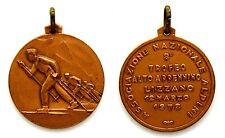 Medaglia Ass. Naz. Alpini - 8° Trofeo Alto Appennino Lizzano 12 Marzo 1972 Bronz