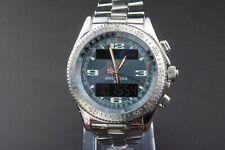 Breitling B1 Analog/Digital Quartz Multifunction 44mm ref. A68362 pilot's watch