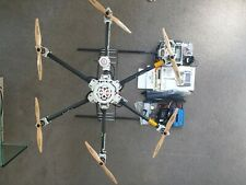 Drone Ozcopters Hexacopter complete with SPEKTUM DX8 Trans flown twice, extras