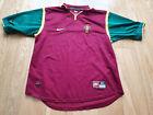 Mens Nike Portugal Home football shirt 1998 - 1999 Size M