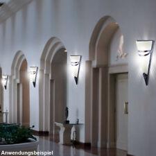 2er Set Wand Lampen Antik Design Rost Farben Esszimmer Strahler Fackel Leuchten
