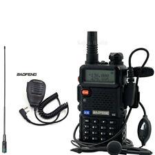 Baofeng UV-5R Dual Band VHF/UHF FM Walkie Talkie Nagoya NA-771 Antenna uv-5r Mic