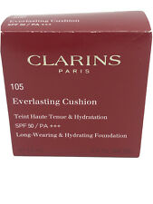 Clarins Everlasting Cushion Foundation SPF 50 PA+++ 105 RRP £32