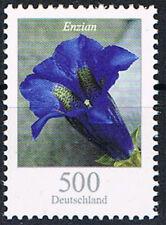 2877 **, Germania 2011, fiori, Genzianella