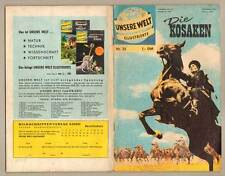 CGB Our World Illustrated 33 * THE COSSACK * EPL/picture magazine publishing * Z 2