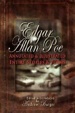 Edgar Allan Poe Annotated and Illustrated Entire Stories and Poems by Edgar...