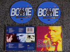 DAVID BOWIE - The singles collection - CD