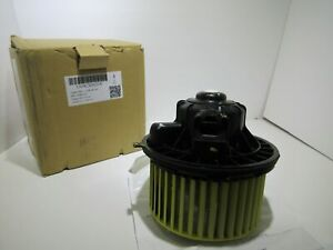 Chevy GMC Cadillac Hummer Heater Blower Motor with Fan Cage - 1AHCX00219 NIB