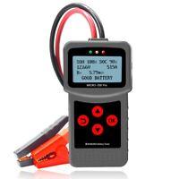 Micro-200 Pro 12V 24V Car Battery Tester Diagnostic Tool Portable Battery T L3E4