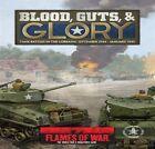 Flames of War Rulebook BNIB Blood, Guts & Glory FW220