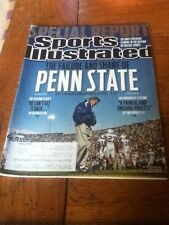 Joe Paterno Penn State Nittany Lions Sports Illustrated
