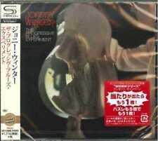 JOHNNY WINTER-THE PROGRESSIVE BLUES EXPERIMENT-JAPAN SHM-CD  D50
