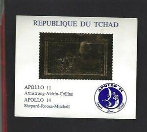 Chad sc#239Ab (1971) Souvenir Sheet MNH