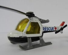 Matchbox Mattel Helicopter Rescue 1:110