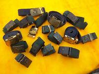 ceintures de scout ..le lot !