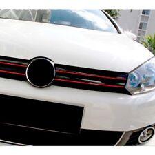 x4 Bande Ligne Bande Look GTI Volkswagen CC GOLF 7 Golf 6 MK6 Polo GTI VW Tiguan