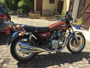 Kawasaki Z900 A4 1976