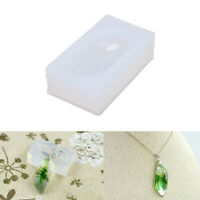Water Drop Resin Mould Epoxy Pendant DIY Tool Silicone Mold Craft Jewelry MakiFR