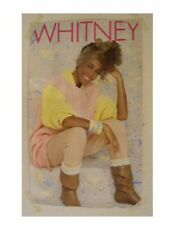 Whitney Houston Early 80s Shot Poster 8A Old