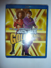 Austin Powers in Goldmember Blu-ray comedy spy spoof sequel Beyonce Knowles NEW!