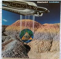 "HAWKWIND⚠️Unplayed⚠️ 1980-12""LP-LEVITATION-Bronce 202997320-Germany"