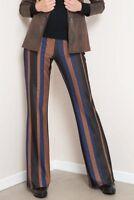 Edas pantalone elegante donna Rullio pantaloni vita alta taglie forti comode