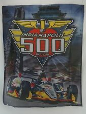 2014 Indianapolis 500 Event Collector Vertical Flag Ryan Hunter-Reay