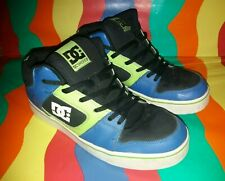 DC UNILITE Skate Shoes Sneakers Trainers UK Size 9 - RARE RETRO 2013