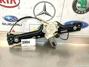 BMW X6 E71 2008-2014 REAR RIGHT PASSENGER SIDE DOOR WINDOW REGULATOR MOTOR