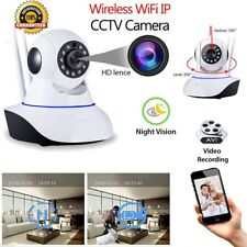 Wireless Wifi IP Security Camera 1080P Indoor Home Surveillance Monitor System