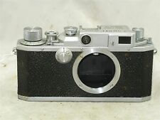 Canon III Leica Screw Mount Rangefinder Body