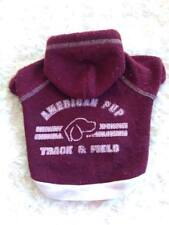 american pup track and field dog sweatshirt