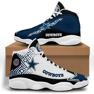 Dallas Cowboys Football NFL Air Jordan 13 U93A87