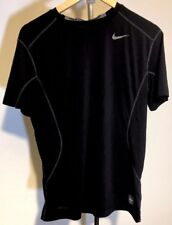 Nike Pro Combat Mens Dri Fit Fitted Athletic Baselayer Gym Workout T Shirt M