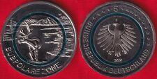 """Germany 5 euro 2020 """"Polar Zone"""" F mint UNC"""