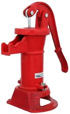 Water Well Pitcher Pump Cast Iron Manual Outdoor Garden Greenhouse Watering