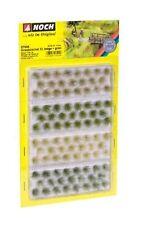 Noch 07004 -- Grasbüschel XL beige und grün, Spur 0 / H0 / 1