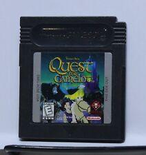 Quest For Camelot Nintendo Gameboy Color GBC Warner Bros