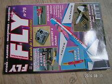 $$u Revue Fly International N°75 PLan encarte Westland Wyvern  Staudacher Sebino