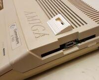 Commodore Amiga 500 600 1200 GOTEK OLED CASE - Stampa 3D - Colore a scelta