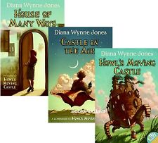 World of Howl 1-3 (pb) Howl's Moving Castle,Castle in the Air,House of Many Ways