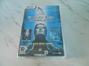 * NEW * DEUS EX COMPLETE inc 1&2 Pc DVD Rom 1 & 2 Invisible War - RPG SHOOTER