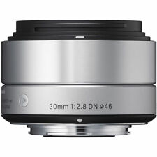 Sigma DN 30mm F/2.8 Lens for micro four thirds MFT