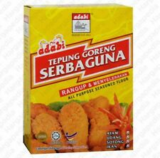 Adabi All Purposed Seasoned Flour 180g ⭐⭐⭐⭐⭐ Top Malaysian Product & Spices