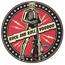 Boneman Sticker Decal Vince Ray VR61