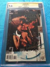 Sandman #61 - Dc - Cgc Ss 9.6 Nm+ - Signed by Mark Hempel