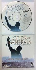 Gods And Generals 2003 Activision Game CD-ROM PC ElectronicRecycled.com