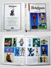 Originaler Großer Antiquitäten-Werbe+Comic-Figuren-Preis-Katalog Werbung